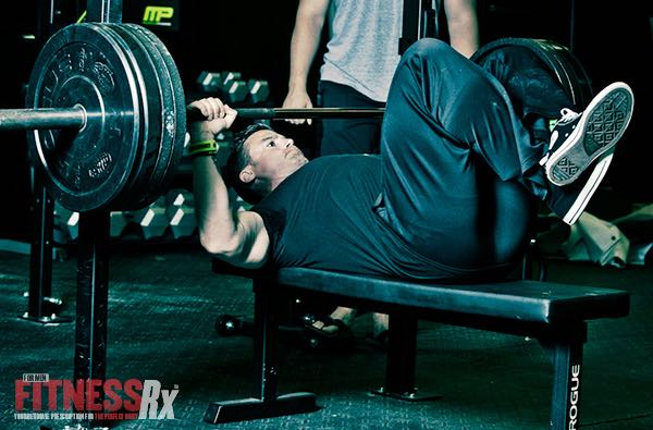 Lift Your Feet - Boost Your Bench