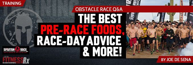 Obstacle Racing Q&A
