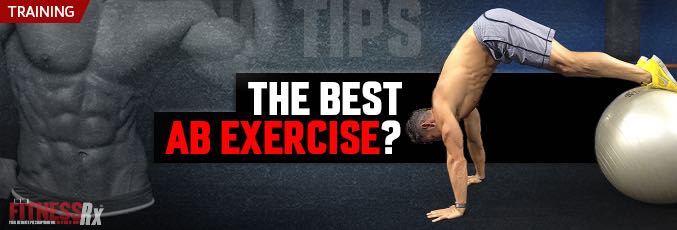The Best Ab Exercise?