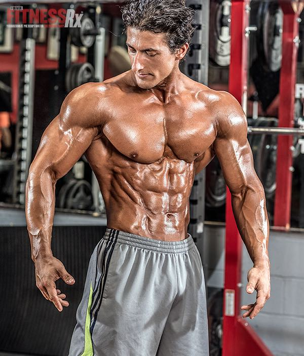The V Taper Shoulder Workout With Sadik Hadzovic Ifbb Pro Men S Physique Compeor