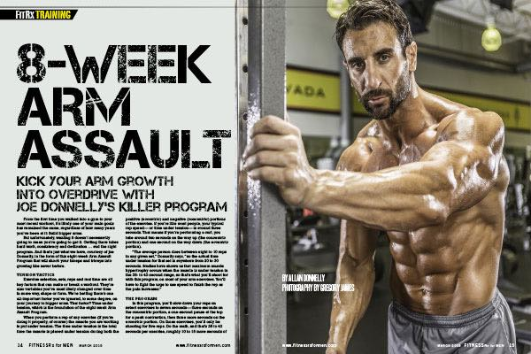 8-WEEK ARM ASSAULT