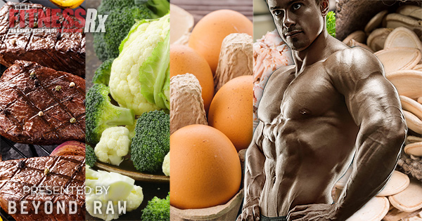 5 Testosterone Boosting Foods