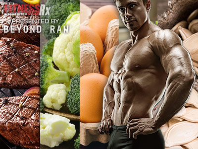 5 Testosterone Boosting Foods