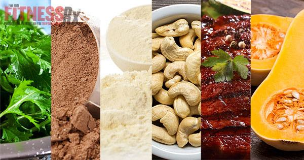 6 Of The Best Muscle-Building Foods