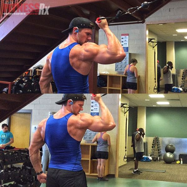 Blast Your Biceps With Cables with Tyler McPeak