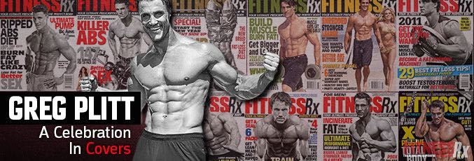 Greg Plitt: A Celebration In Covers