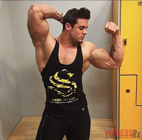 FitnessRx Interview – Logan Franklin | FitnessRX for Men