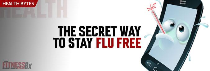The Secret Way To Stay Flu-Free