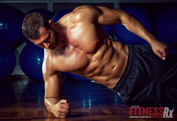 THE CORE 4 WORKOUT - Complete Core-Strengthening Program