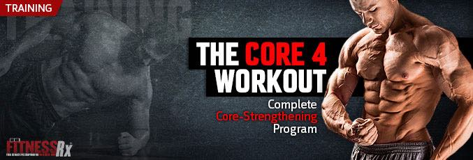 The Core 4 Workout