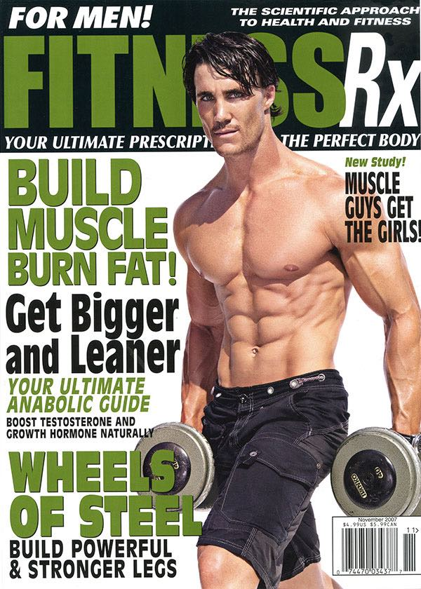 Greg Plitt A Celebration In Covers