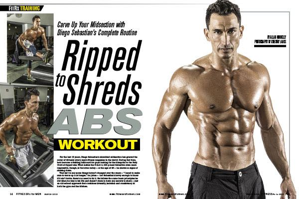 RIPPED TO SHREDS ABS