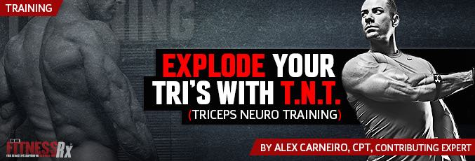 Explode Your Tris  With T.N.T
