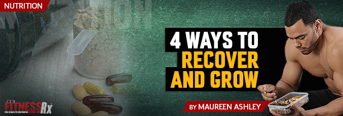 4 Ways To Recover And Grow