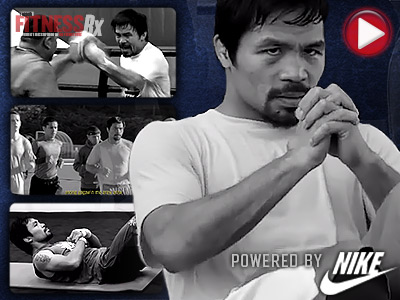 Manny Pacquiao: Inner Strength