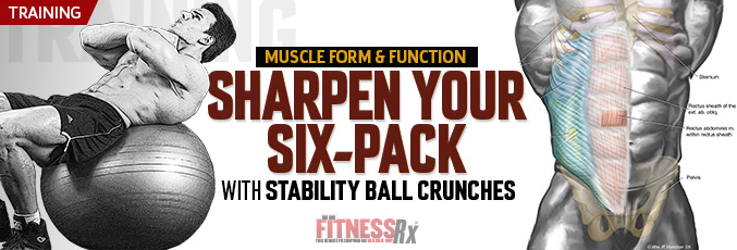 Sharpen Your Six-Pack