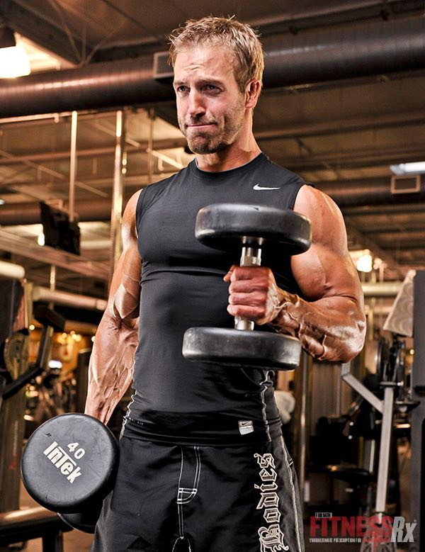 Hammer Dumbbell Curls
