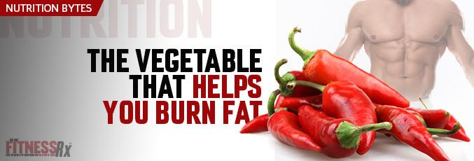 The Vegetable That Helps You Burn More Fat