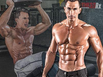 Fitnessrx For Men Build Muscle Lose Fat Enhance