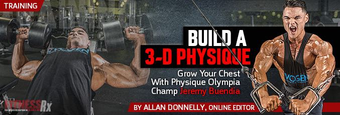 Build A 3D Physique