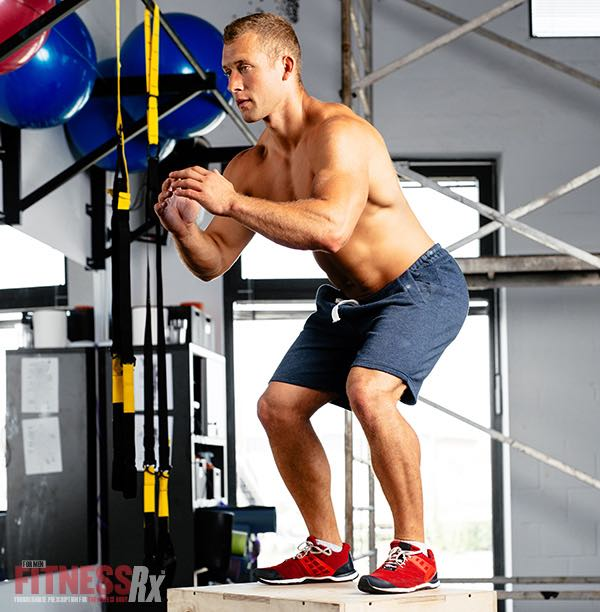 8 Exercises To Build An Athletic Physique And Improve Performance