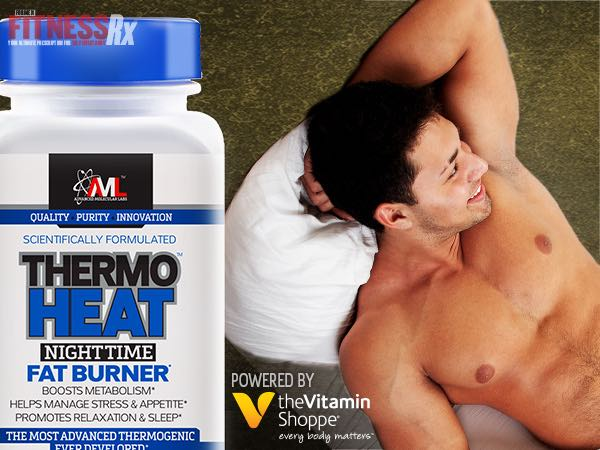Burn Fat While You Sleep with Thermo Heat Nighttime