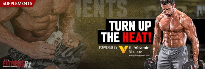 Turn Up The Heat With Thermo Heat Fitnessrx For Men