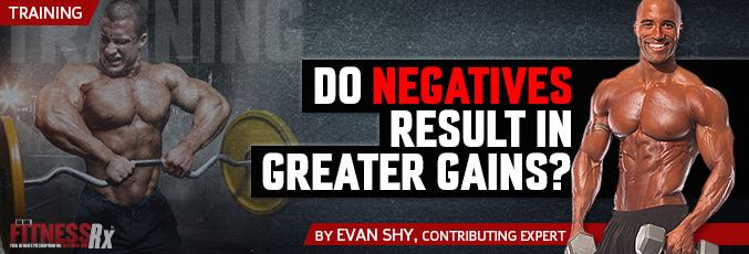 Do Negatives Result In Greater Gains?