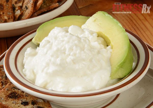 10 Healthy Snacks Under 200 Calories - Cottage Cheese