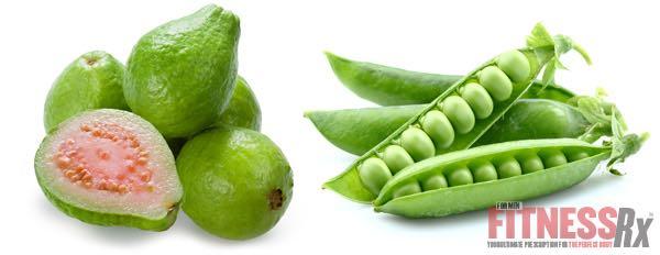 Guava & Peas