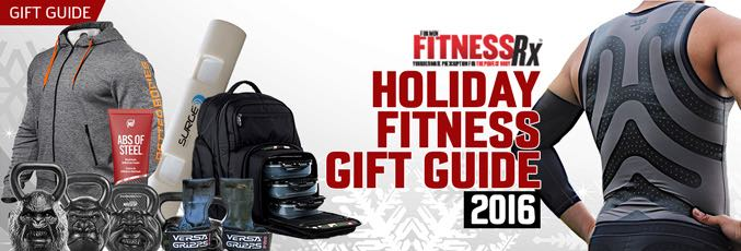 Holiday Fitness Gift Guide 2016