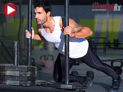 5 Total-Body Sled Exercises