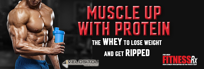 Muscle Up With Protein