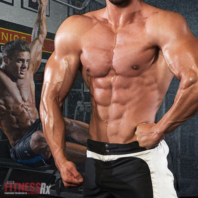 8 Exercises For A Strong Shredded Core Fitnessrx For Men