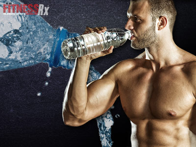 How Drinking Water Improves Your Performance - And Your Physique
