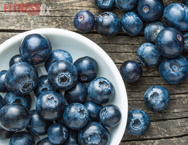 5 Essential Superfoods -  Blueberries
