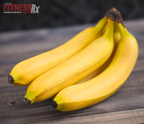 5 Essential Superfoods - Bananas