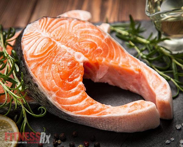 5 Essential Superfoods - Salmon