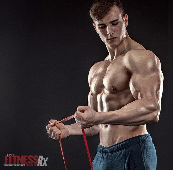 Get Bigger and Stronger with Resistance Band Training