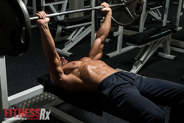 Dramatically Boost Your Bench Press By Using 2-Second Reps
