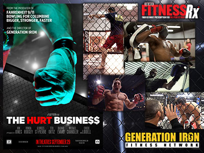 """""""The Hurt Business"""" Takes a Deeper Look Into MMA"""