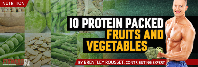 10 Protein Packed Fruits And Vegetables