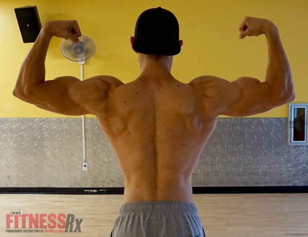 3 Exercises for Building a Massive Back