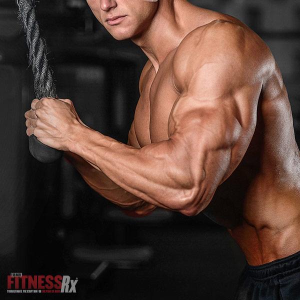 5 Exercises for Bigger, Stronger Triceps