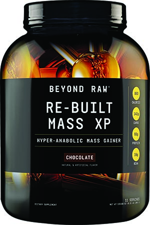 RE-BUILT MASS XP