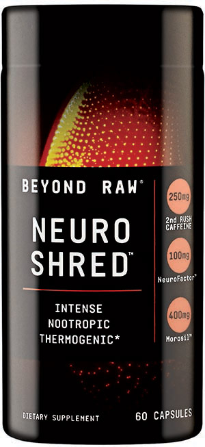 NEURO-SHRED™ from BEYOND RAW