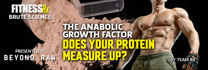 The Anabolic Growth Factor