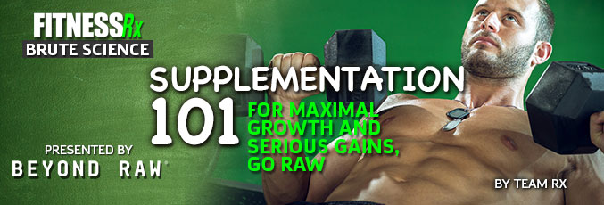 Supplementation 101