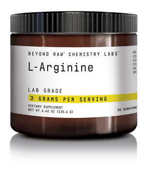 CHEMISTRY LABS™ line from BEYOND RAW® -