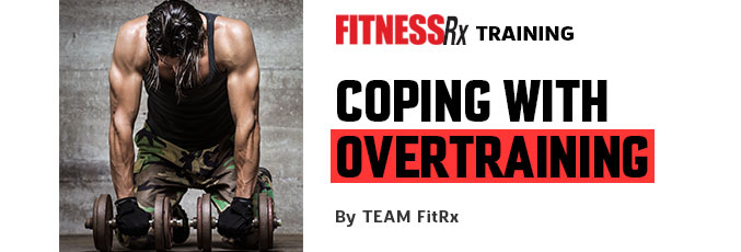 Coping With Overtraining